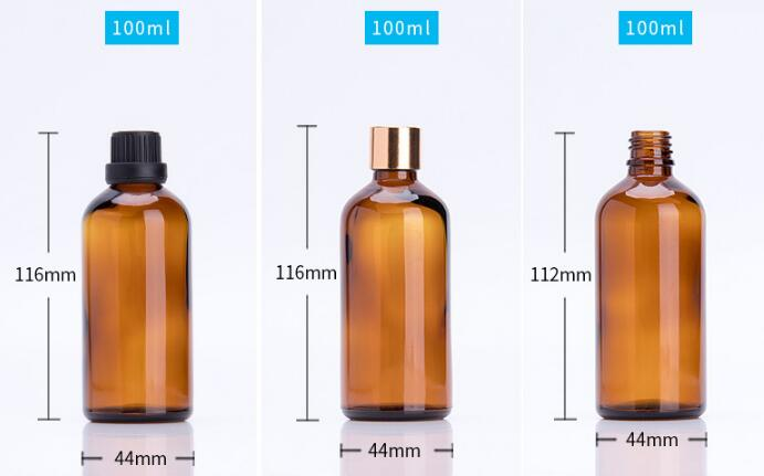 100ml Essentail Oil Bottles