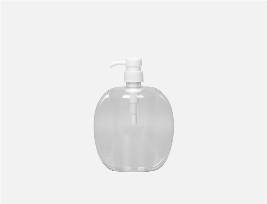 Plastic Gel Hand Sanitizer Bottles Supplier