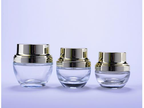 Elegant Cosmetic Jars