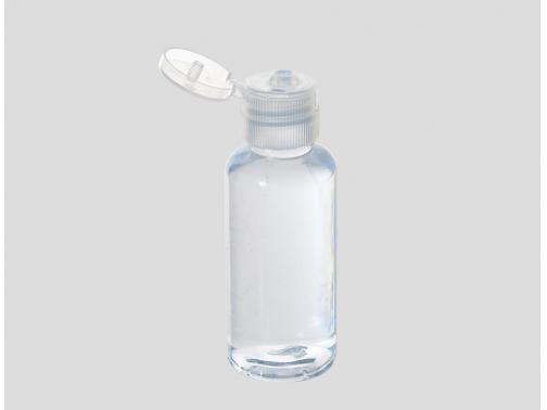 Custom PET Bottle with Fliptop Cap
